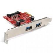 HAMLET PCI EXPRESS 2 PORTE USB 3.0