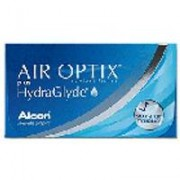 Air Optix Lentes de Contacto Air Optix plus HydraGlyde 3 Pack