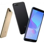"""Huawei Y6 2018, Dual SIM, ATU-L21, 5.7"""", 1440x720, Qualcomm MSM8937 4x1.4 GHz A53 & 4x1.1 GHz A53, 2GB, 16GB, 4G LTE, 13MP/2MP, BT, Fingerprint,WiFi 8"""