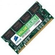 Corsair Value Select - DDR - 1 Go - SO DIMM 200 broches - 333 MHz / PC2700 - mémoire sans tampon - non ECC - pour Sony VAIO PCG-GRT390ZP
