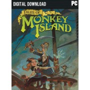 TALES OF MONKEY ISLAND COMPLETE PACK - STEAM - WORLDWIDE - MULTILANGUAGE - PC