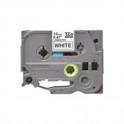 Brother Tape Zwart op Wit TZe-231 12mm