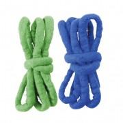 Vilten koorden, dik, groen/blauw