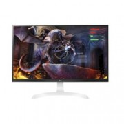 "Монитор LG 27UD69-W, 27"" (67.58 cm), IPS панел, 4k, 5ms, 1 000:1, HDMI, DisplayPort"