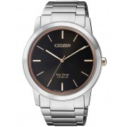 Ceas barbatesc Citizen AW2024-81E Super Titanium 41mm 5ATM
