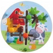HABA Dexterity Game On the Farm 301696
