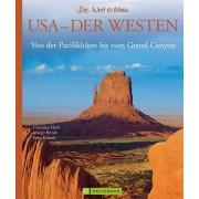 Fotoboek die Welt erleben USA - der Westen   Bruckmann