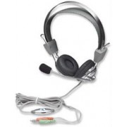 Manhattan Stereo Headset + Microphone with