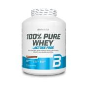 BioTechUSA 100% Pure Whey Laktóz mentes 2270 g