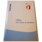 Microsoft Office 2013 Home and Business, DVD, Retail, Engleza