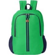 Tommy Hilfiger Kingbridge 20 L Laptop Backpack(Green, Blue)