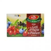 Ceai cu Goji si Fructe de Padure 20dz Fares