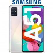Celular Samsung Galaxy A51 128GB 4Gb Ram Dual Sim Blanco
