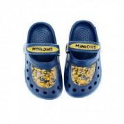 Papuci baieti Minions Setino 870-196B Bleumarin 32