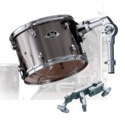 "Pearl Export Tom Add-On Pack 10""x7"", Smokey Chrome #21"