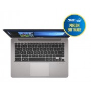"Laptop Asus UX410UA-GV097T Win10 14""FHD AG,i3-7100U/4GB/256GB SSD/Intel HD/BT/HDMI"