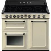 SMEG Cocina Inducción Smeg Tr103ip 100cm Crema