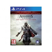 UBISOFT Juego PS4 Assassin's Creed The Ezio Collection (M18)