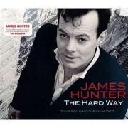 James Hunter - Hard Way+ Dvd (0888072313989) (2 CD)