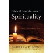Biblical Foundations of Spirituality: Touching a Finger to the Flame