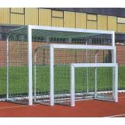 Poarta fotbal aluminiu 120×80