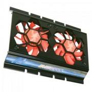 Cooler Duplo HDF117 P/HD Evercool