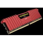 DDR4 8GB (1x8GB), DDR4 2400, CL14, DIMM 288-pin, Corsair Vengeance LPX CMK8GX4M1A2400C14R, 36mj