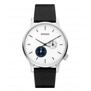 KOMONO Horloges Watch Winston double Subs Blauw