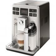 Espressor automat Philips Saeco Exprelia HD8854/09, 1500 W, 15 Bar, 1.6 L, Carafa lapte 0.5 L, Argintiu/Negru