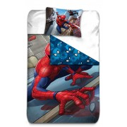 Lenjerie de pat Spiderman 1 persoana 140x200 cm