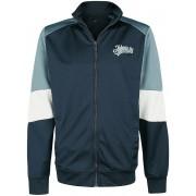 Sublevel Men´s Tricot Jacket Herren-Trainingsjacke S, M, L, XL, XXL Herren