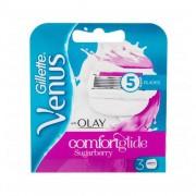 Gillette Venus & Olay Sugarberry резервни ножчета 3 бр за жени