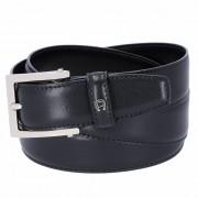 Aigner Business Cinturón piel Black 105cm