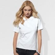 Tricou Polo Dama Alb BMW Collection, XL