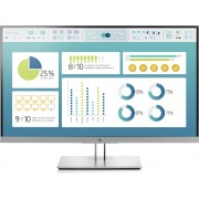 "HP EliteDisplay E273 27"" Full HD IPS Black, Silver computer monitor"