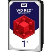 Western Digital WD HDD 3.5 1TB S-ATA3 64MB WD10EFRX Red