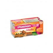 Plasmon (Heinz Italia Spa) Plasmon Omogeneizzato Di Carne Vitello 2x120g