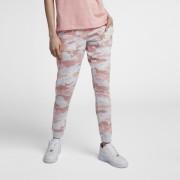 Pantalon camouflage Nike Sportswear Gym Vintage pour Femme - Rose