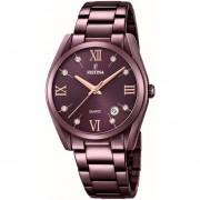 Reloj F16865/3 Morado Festina Mujer Boyfriend Collection Festina