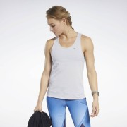 Reebok ACTIVCHILL+COTTON Tanktop - Sterling Grey - Size: Extra Small