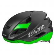 Salice Levante Helmet - XL/58-62cm - Black/Green