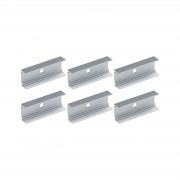 Paulmann 94193 6 clips for Plug & Shine LED strip