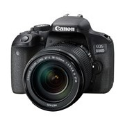 Canon EOS 800D 24 Megapixel Digital SLR Camera with Lens - 18 mm - 135 mm