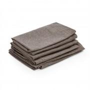 Blumfeldt Theia, калъф за тапицерия, 8 части, 100 % полиестър, водоустойчив, кафяв (GDMC5-Theia Covers B)