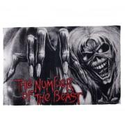 rogojină Iron Maiden - Number of the Beast - ROCKBITES - 100903