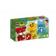 Set de constructie LEGO DUPLO Primele mele animalute