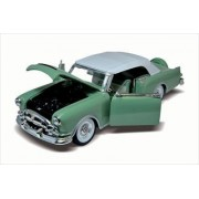 1953 Packard Soft Caribbean Top Green 1/24 by Welly 24016