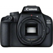 Digitalni foto-aparat Canon EOS 4000D, Telo, Crna