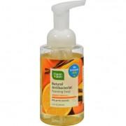 CleanWell All-Natural Antibacterial Foaming Hand Wash Orange Vanilla - 9.5 fl oz