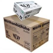 SFM Hospital Products GmbH SFM ® BLACKLETS : S Nitrilhandschuhe puderfrei F-tex schwarz (1000)